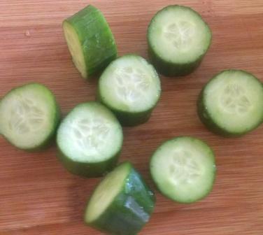 Огурцы резанные на зиму - рецепт приготовления с пошаговыми фото