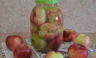 Моченые яблоки в банке 3 литра на зиму - 5 простых рецептов с фото пошагово