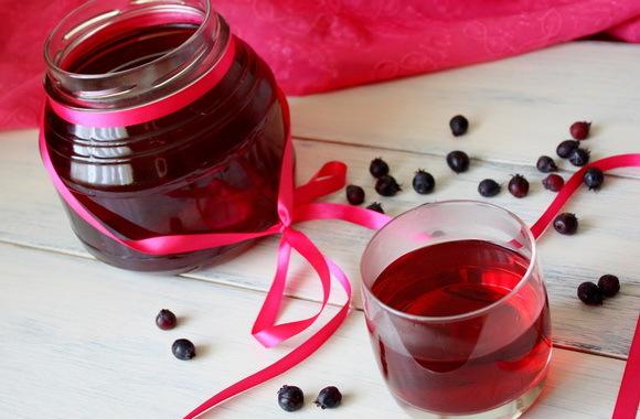 Компот из черной смородины и малины на 3-литровую банку на зиму - простой рецепт от автора