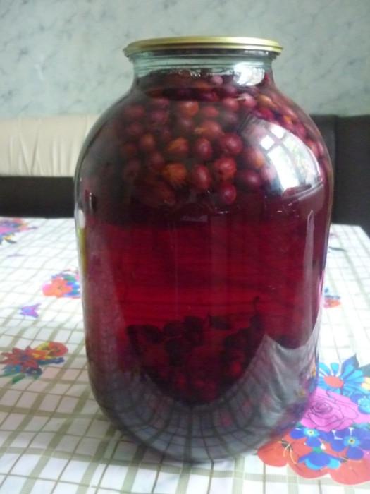 Компот из черной смородины без стерилизации на 3-литровую банку на зиму - простой рецепт от автора