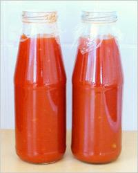 Домашний кетчуп из помидор на зиму - рецепт с пошаговыми фото