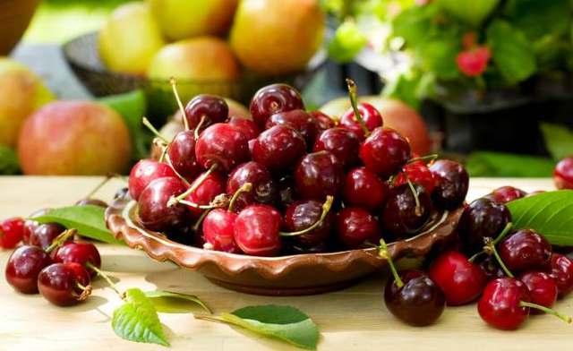 Компот из вишни с мятой на зиму - рецепт приготовления с пошаговыми фото