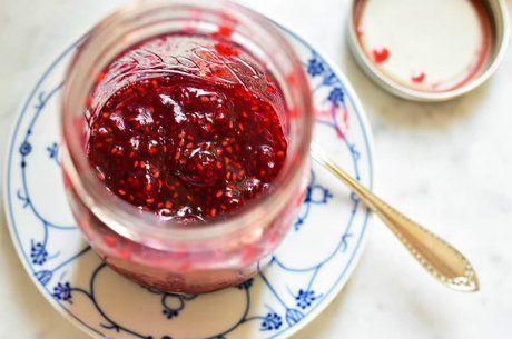 Малина через мясорубку с сахаром без варки на зиму - простой и вкусный рецепт с пошаговыми фото
