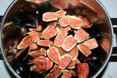 Джем из инжира на зиму - рецепт приготовления с пошаговыми фото