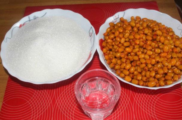 Облепиха на зиму - 5 рецептов приготовления с фото пошагово
