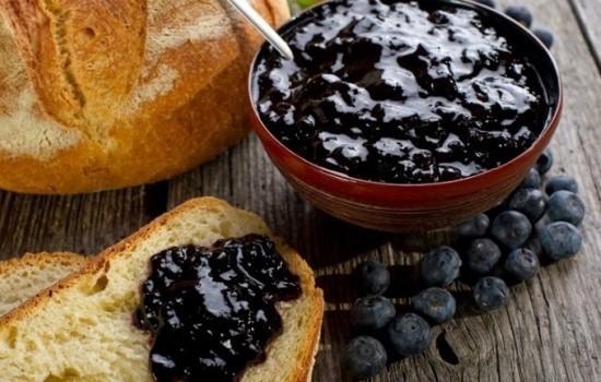 Черника протертая с сахаром на зиму - 30 рецептов приготовления с пошаговыми фото