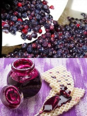Варенье из ирги на зиму - пошаговый рецепт с фото