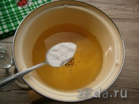 Огурцы с водкой и уксусом на зиму - рецепт с пошаговыми фото