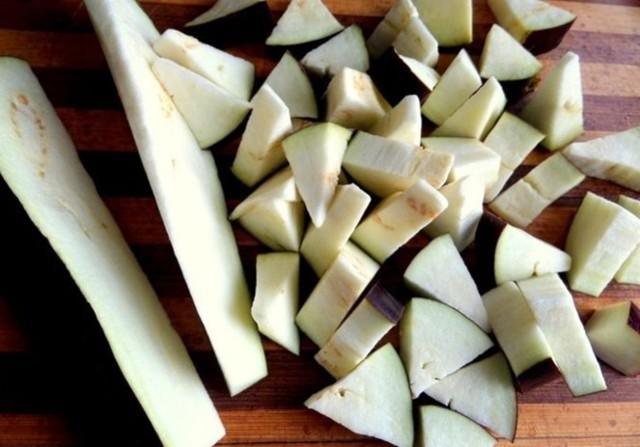 Баклажаны пальчики оближешь на зиму - рецепт с фото пошагово